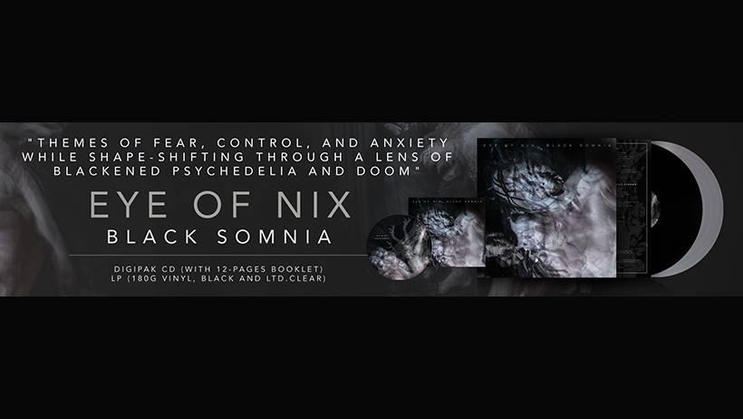 eye of nix reissue black somnia