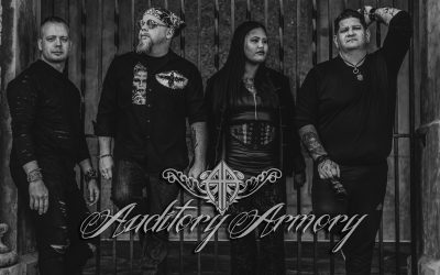 "AltCtrlToob Video Premiere: Auditory Armory Covers Type O Negative's ""Love You To Death"""