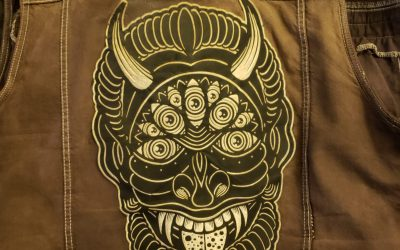 SHOW ME YOUR PATCHES with ERIK CAPLAN of THUNDERBIRD DIVINE