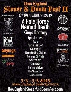 new england stoner doom fest 2019 day 3