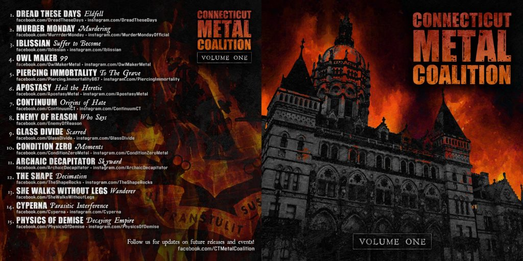connecticut metal coalition