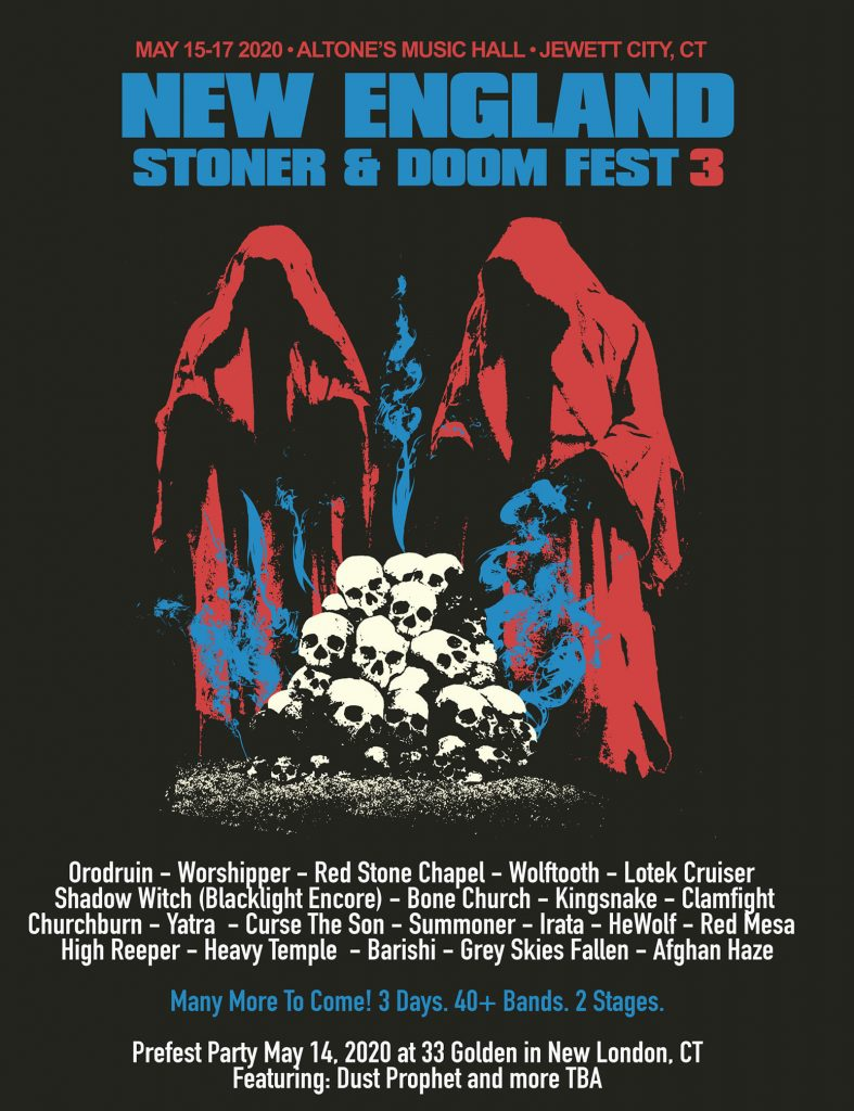 new england stoner and doom fest 3