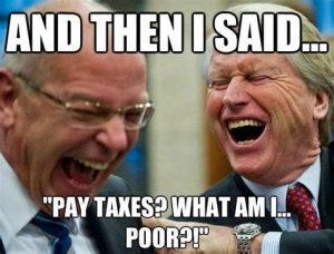 pay taxes meme