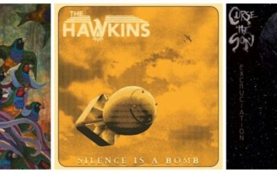 Listening Lately: Covet, The Hawkins, and Curse the Son