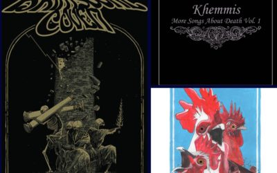 Listening Lately: Brimstone Coven, Khemmis, and Slow Draw