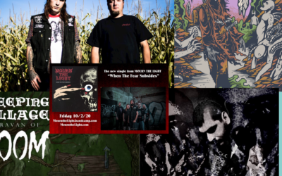 Listening Lately: Tantivy, Caravan of Doom, and Many More