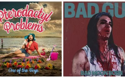 Covers Just Wanna Have Fun: New Singles from Pterodactyl Problems and Bad Moon Born