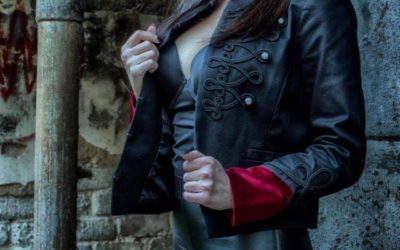 A Chat with Lyric Soprano and Symphonic Doom Metal Vocalist Marialena Trikoglou