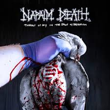Album Review: Napalm Death, Throes of Joy in the Jaws of Defeatism (Century Media, Sept. 18th)