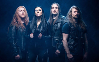 Interview: Brittney Slayes of UNLEASH THE ARCHERS on The Pandemic, Twitch, and More