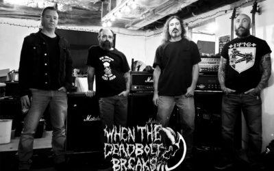 "TRACK PREMIERE: When The Deadbolt Breaks Cover ""My Wild Love"""